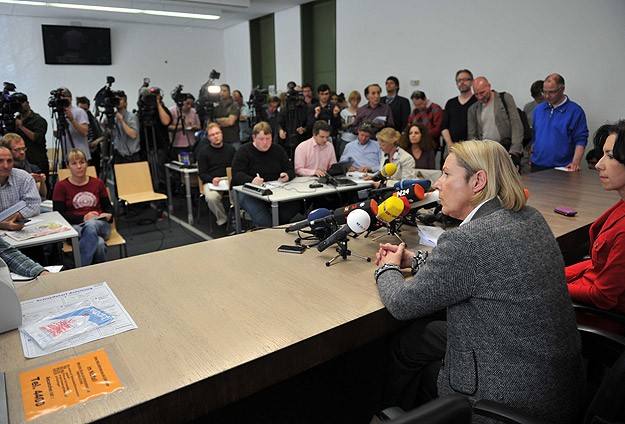 Additional lot to be drawn in NSU case in Germany
