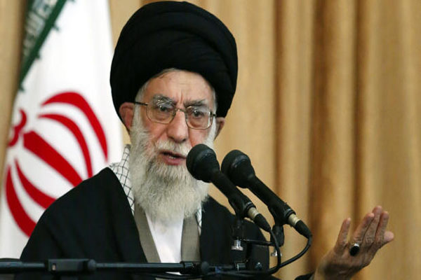 Iran's supreme leader supports diplomatic efforts at UN General Assembly