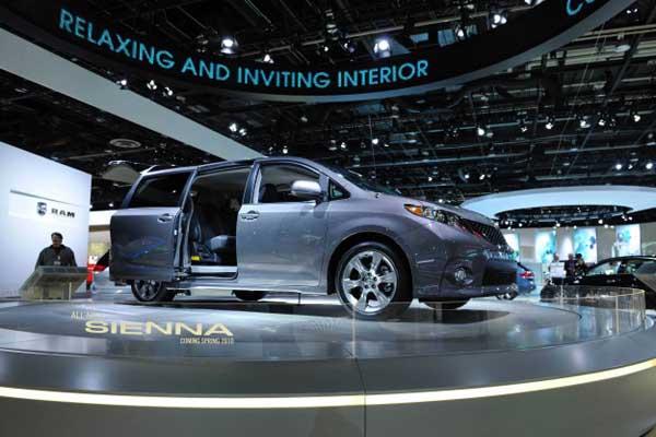 Detroit set to host North American International Auto Show