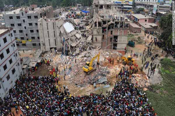 Bangladesh collapse death toll at 1,127