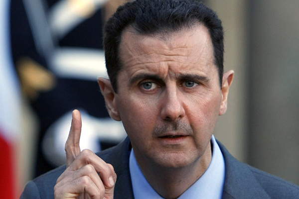 Syria plays on fears to American support of rebels