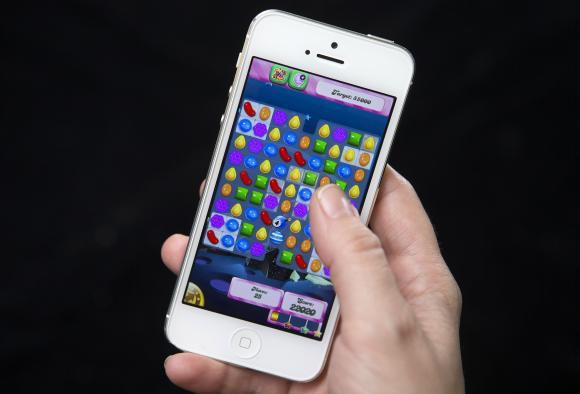 Candy Crush Saga maker King plans U.S. stock market debut