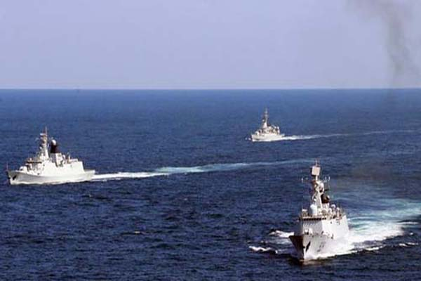 China, Russia ready for joint military exercise