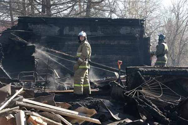 Dozens dead in Russian psychiatric hospital fire
