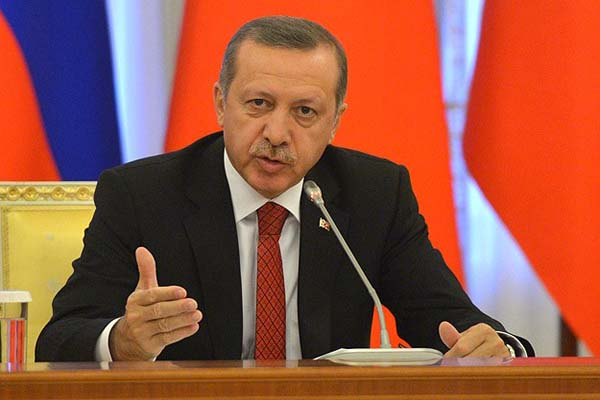 Erdogan tells Putin 'save us from EU'