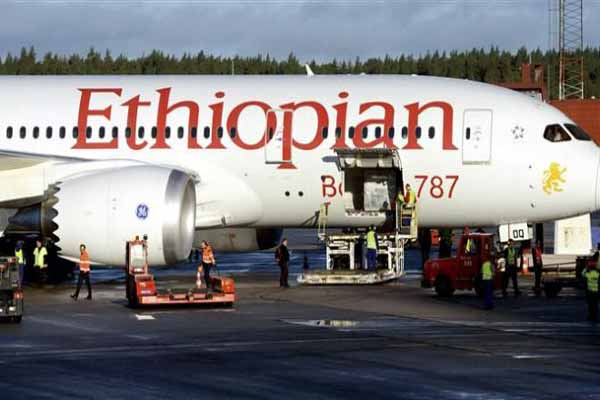 Ethiopian Airlines first to fly 787 Dreamliner