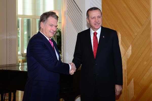 Finnish president praises Marmaray project
