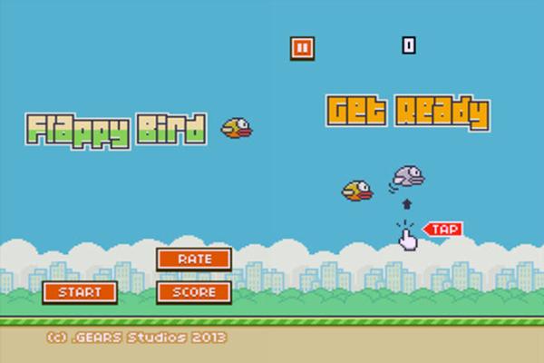 Flappy Bird Online, Free Games Make Favorite Even Harder