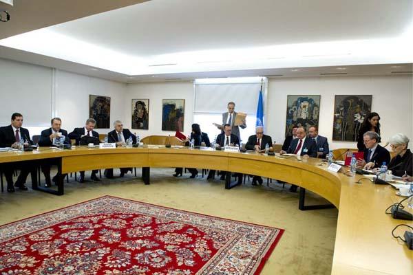 Geneva-2 will not be held in November