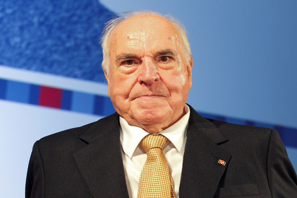 Germany's Helmut Kohl wanted to reduce Turkish population by 50 percent