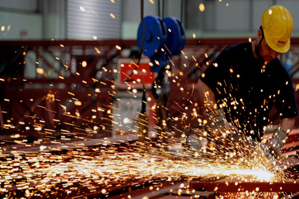 Industrial production in Turkey increases
