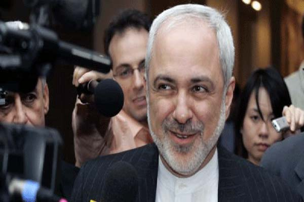 Iran FM visits Iraq to discuss Syria