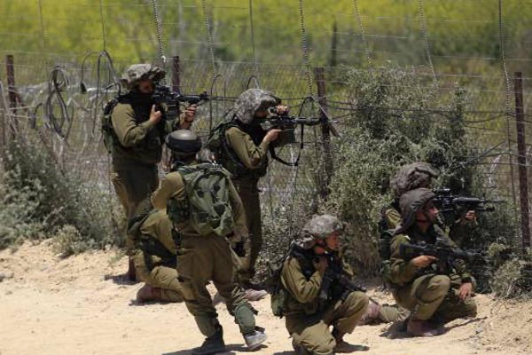 Israel fires into Syria after Golan attack on troops
