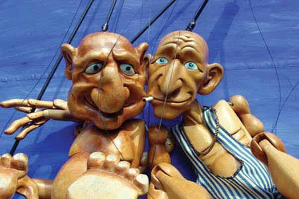Istanbul will host an international puppet festival