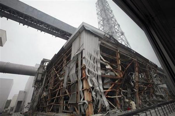 Japan's nuclear clean-up