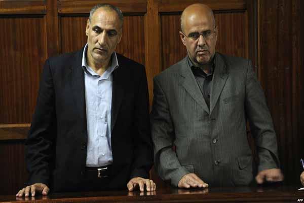 Kenya jails two Iranians for life