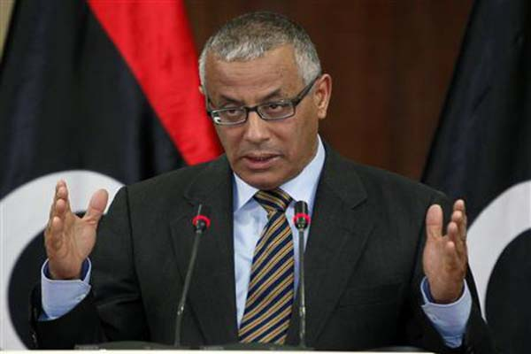 Libya PM says to reorganise the government