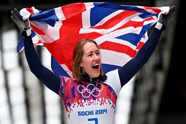 Lizzy Yarnold wins Sochi Winter Olympics