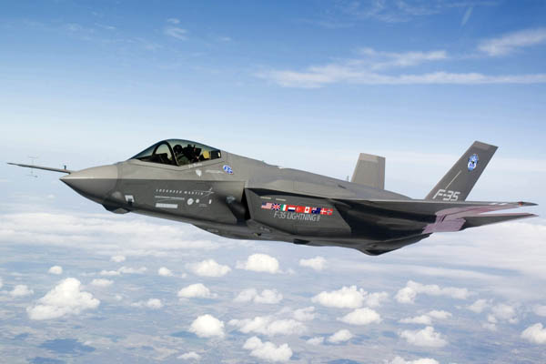 South Korea set to back deal for 40 Lockheed F-35s