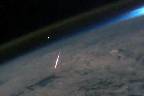 Meteor hits Greek island