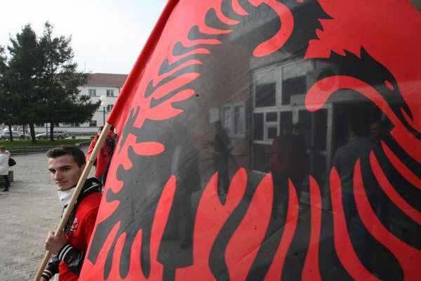 Nationalist rhetoric grows in Albania