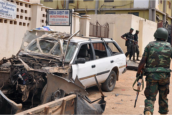 Scores killed in Nigeria violence