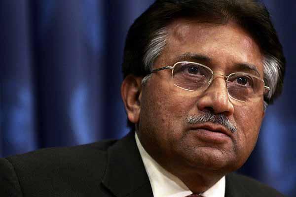 Lifelong office ban on Pakistan's Musharraf