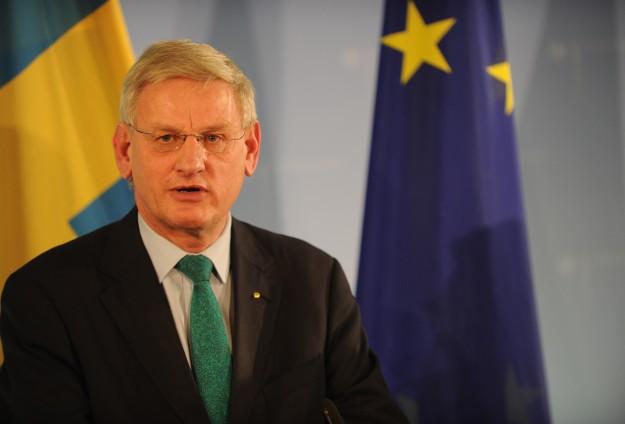 Swedish FM Carl Bildt to visit Iran