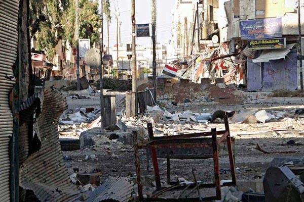 Syrian regime kills 64, activists say