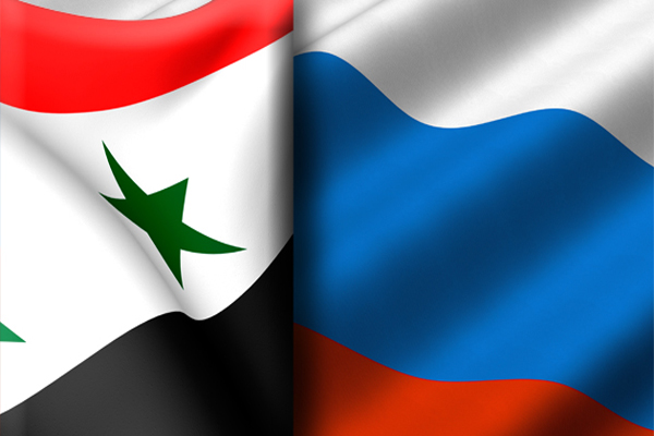 Syria, Russia to discuss peace conference