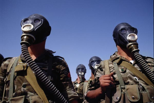 US offers to destroy Syria's chemicals at Mediterranean