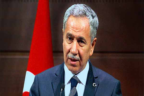 Turkish minister blames West for lack of Syria support