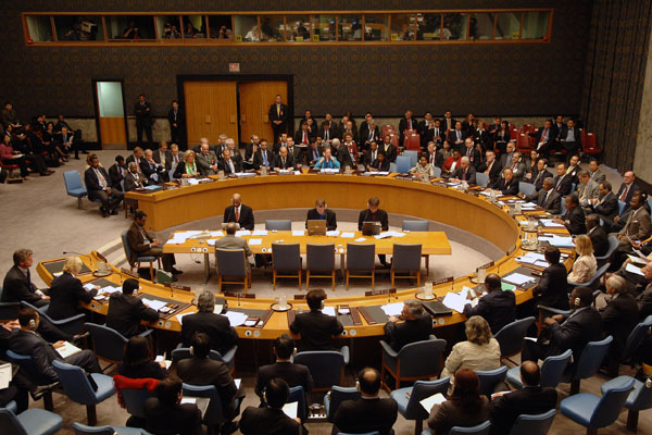 UN Security Council calls for 'maximum' restraint in Egypt