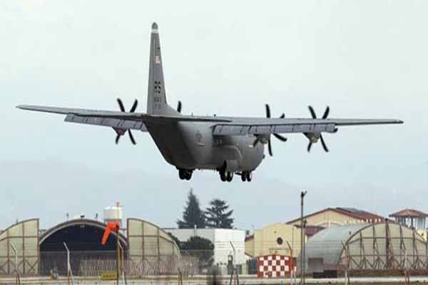 US cargo plane crash in Afghanistan kills 7