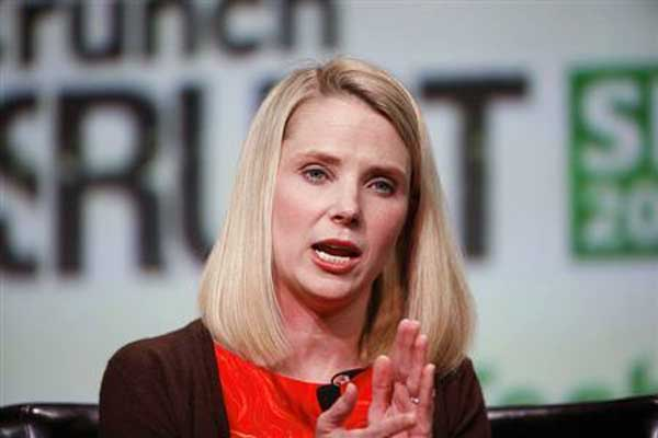 Yahoo increases share buyback authorization by $5 billion