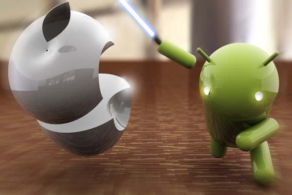 Google's Android Is Devouring Apple, In 1 Chart
