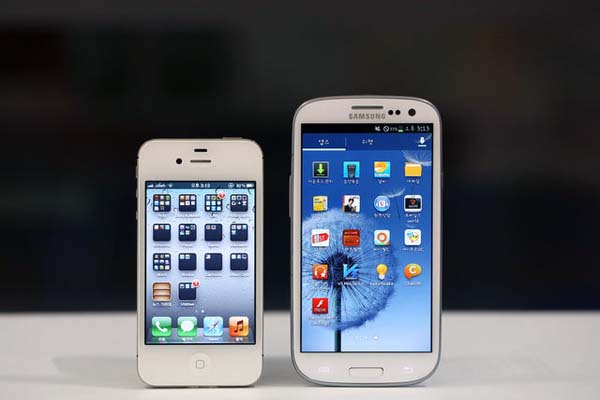 Apple patent wins could mean U.S. import ban for Samsung