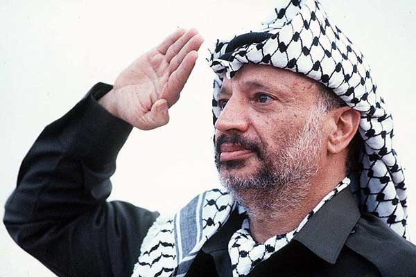 Israel is 'only suspect' in Arafat's assassination