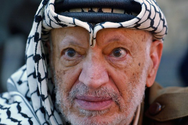 New evidence suggests Arafat poisoning