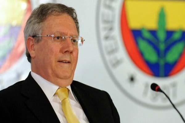 Aziz Yıldırım announces candidacy for Fenerbahce chairmanship