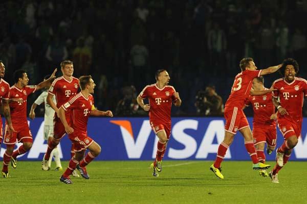 Bayern Munich can not be stopped