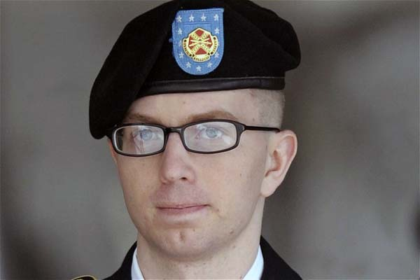 Bradley Manning may face more than 100 years sentence