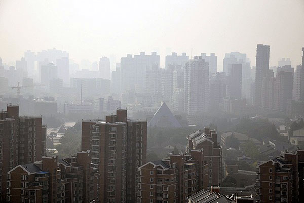 China pollution wafting across Pacific to blanket US