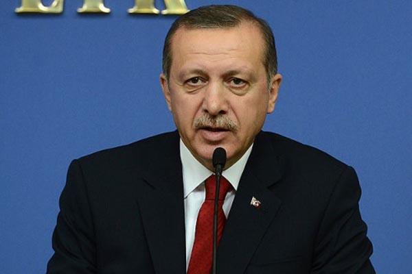 Erdogan says Turkey ready to join any coalition against Syria