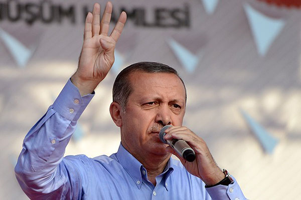 Erdogan accuses Egypt junta of state terrorism