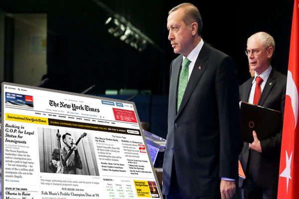 New York Times calls Turkey a 'danger' to NATO and US