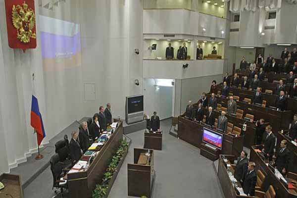 Russia's upper house approves foreign accounts ban