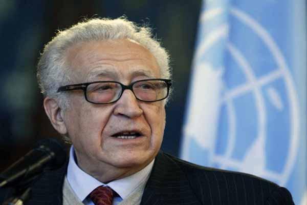 Syria envoy to start Middle East tour Saturday