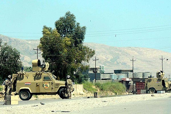 Convoy carrying Turkish consulate personnel attacked in Iraq