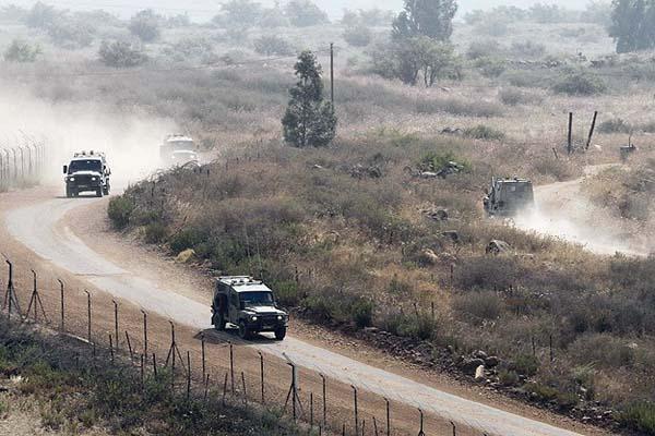 Gaza rocket explodes in southern Israel